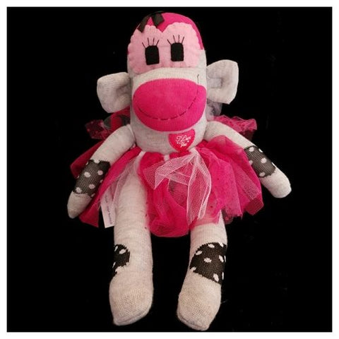 Sock Monkey - Joanne - Maur Monkeys