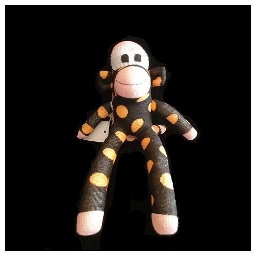 JATOE sells handmade Sock Monkeys