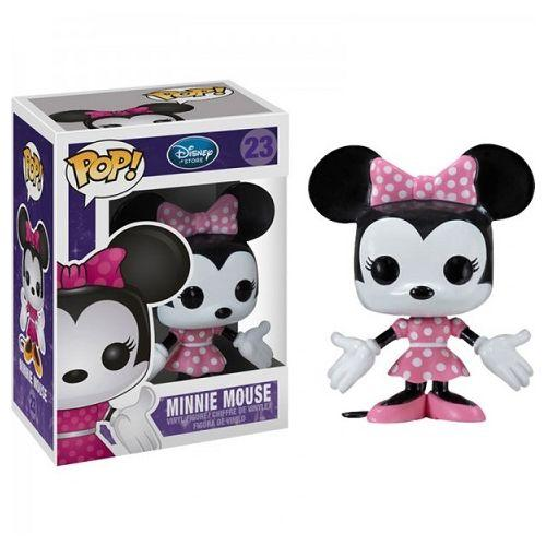 JATOE specialises in selling Funko Pop Vinyls and collectibles collectables. This is the classic Minnie Mouse