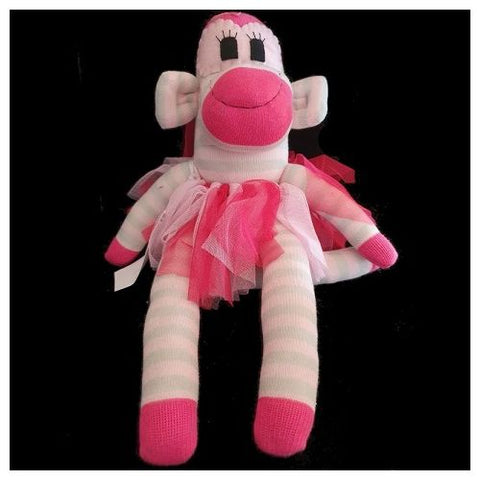 Sock Monkey - Petula - Maur Monkeys