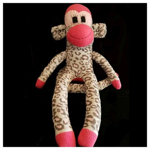 Sock Monkey - Sara - Maur Monkeys