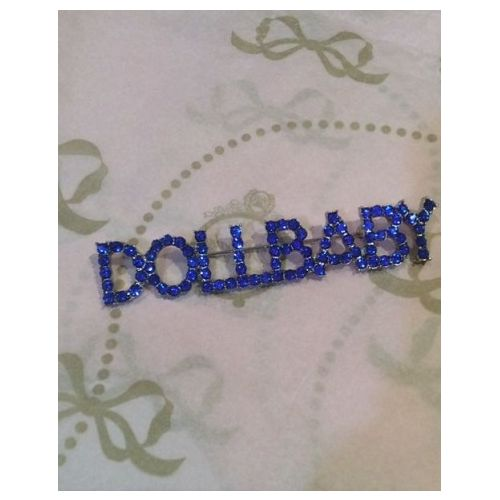 The online store JATOE sells Wheels and Dollbaby fashion and accessories including the Blue Wheels and Dollbaby brooch