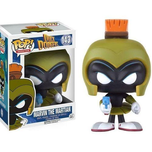 JATOE specialises in selling Funko Pop Vinyls. This is Marvin the Martian 143