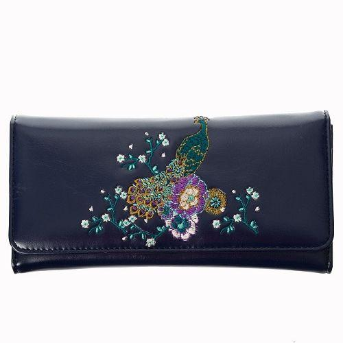 Banned Mayuree Wallet at JATOE is part of our peacock collection