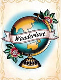 Australian online store, JATOE, sells Jubly Umph's Collection of Wanderlust merchandise