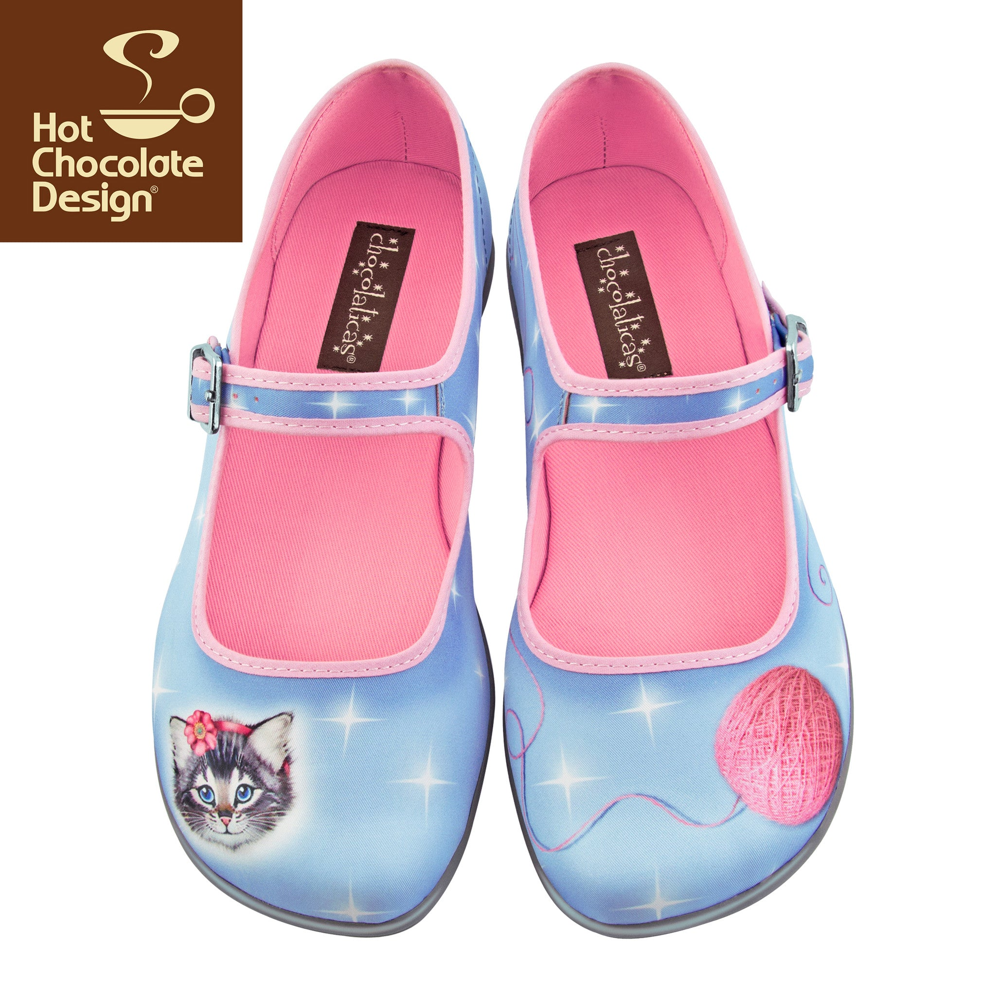 Hot Chocolate Design Shoes - Sussy Cat