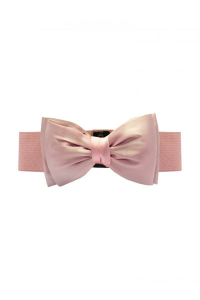 JATOE sells Collectif UK Pink Bella Bow Belt