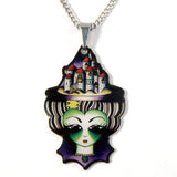Australian online store JATOE www.jatoe.com.au sells Jubly Umph jewellery and necklaces including the rare Wicked Witch of the West Necklace in the custom Jubly Umph Tin.