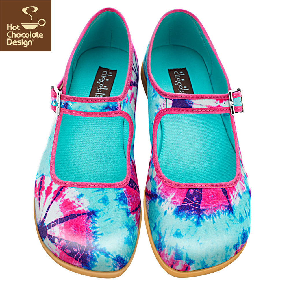 Hot Chocolate Design Shoes - Tie Dye