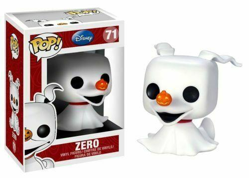 Australian online store, JATOE, specialises in selling Pop Vinyls. This is the Christmas Zero 71 from the Nightmare Before Christmas