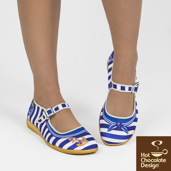 Hot Chocolate Design Shoes - Sailor
