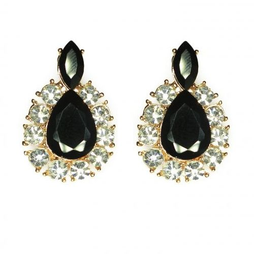The Australian Online store, JATOE, sells Collectif UK clothing, accessories and jewellery such as the Teardrop Diamante Earrings.