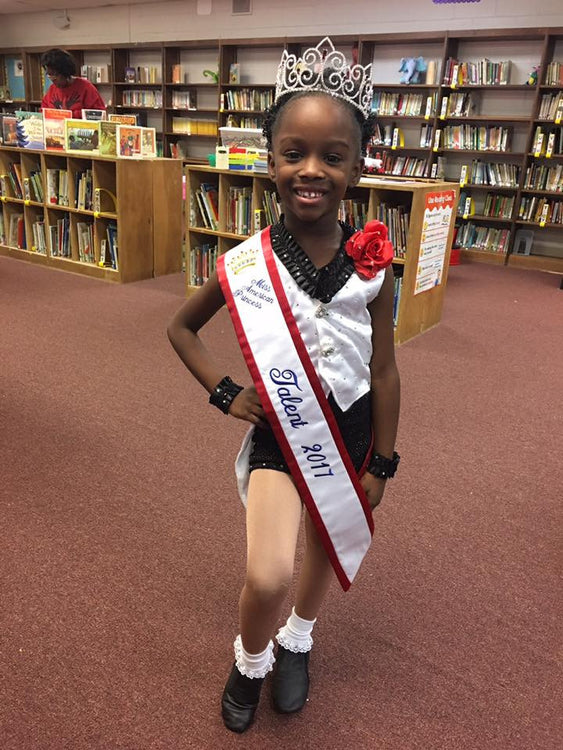 National Talent Winner Preforms at Porterdale Elementary School