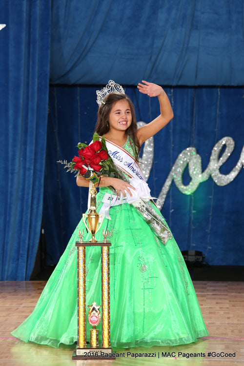2016 National MAC Pageants Crowning Moments