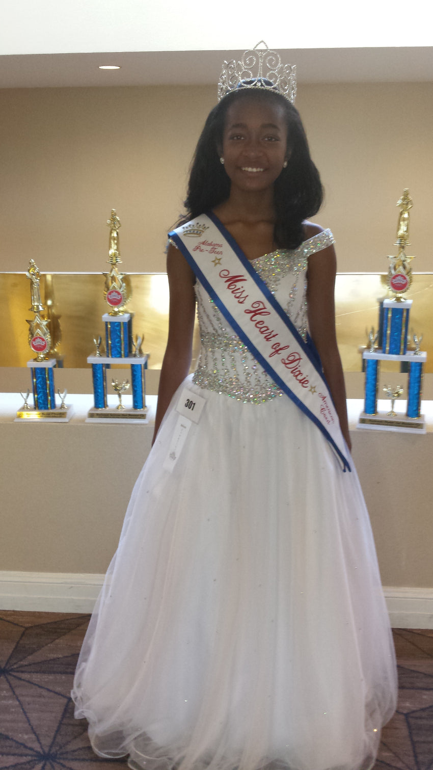 2017 Miss Heart of Dixie Pre-Teen