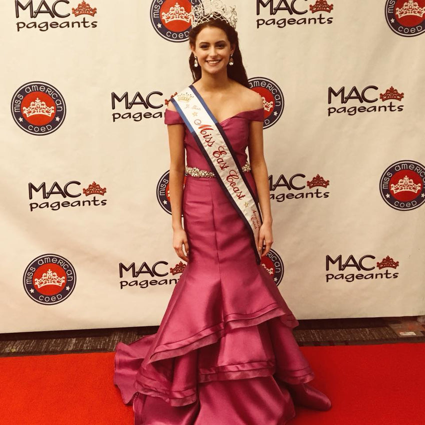 2018 Miss Hoosier State Jr. Teen