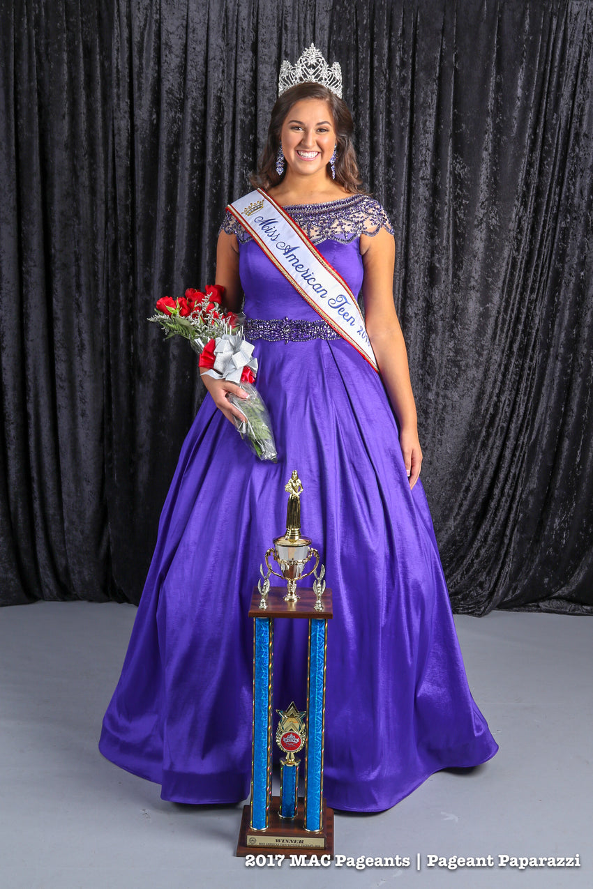 2018 MAC National Miss American Teen Queen