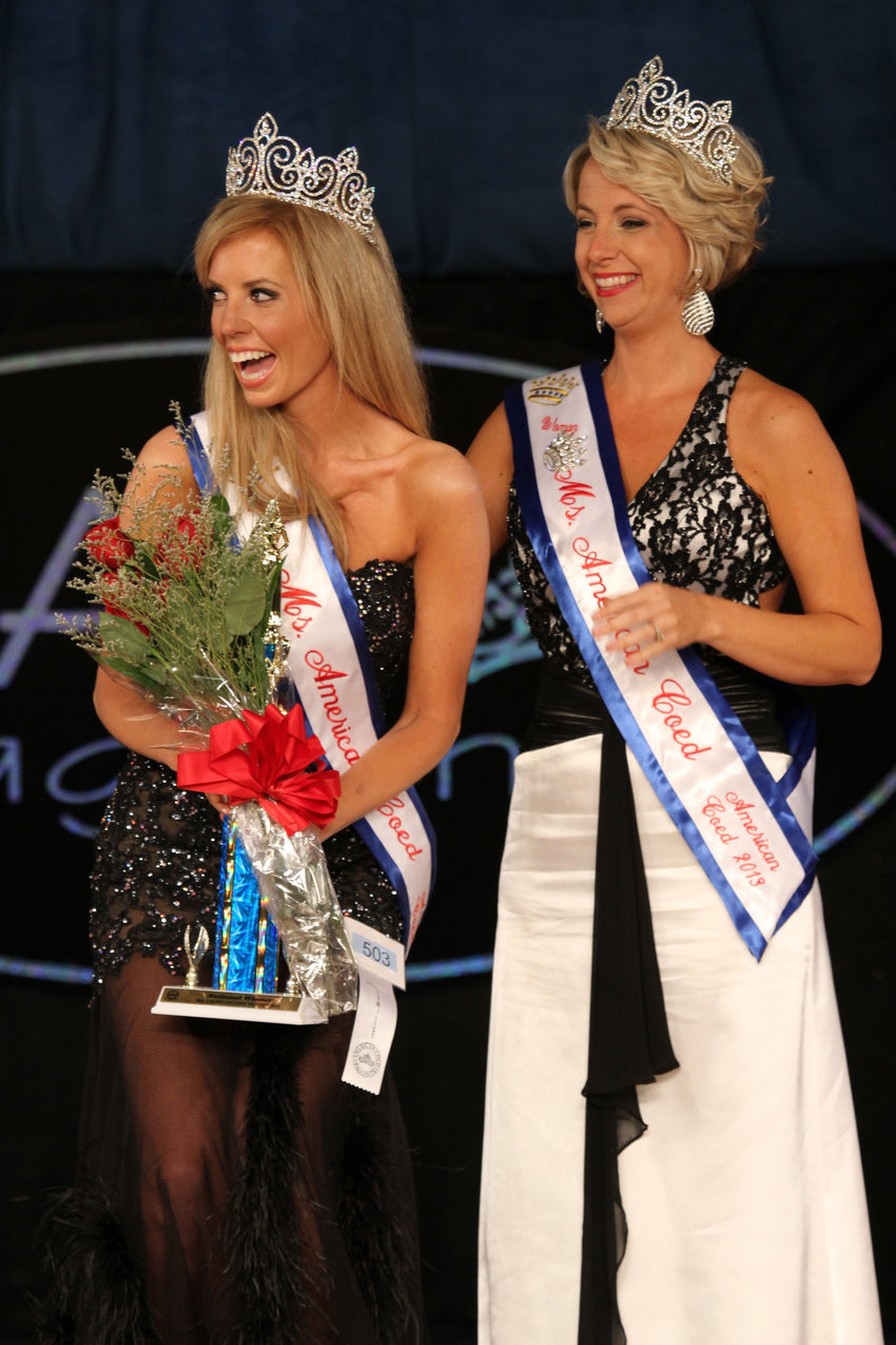 National MAC Pageant Women's Divisions