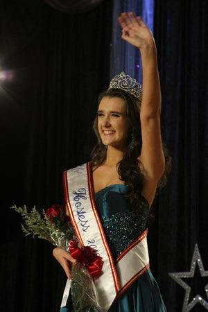 2018 Miss American Jr. Teen Hostess