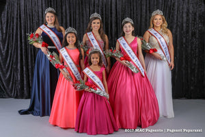 National Victory Competition Sponsor Fee Payment MAC Pageants