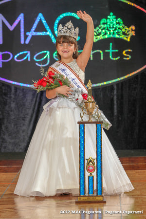 2018 MAC National Miss American Princess Queen