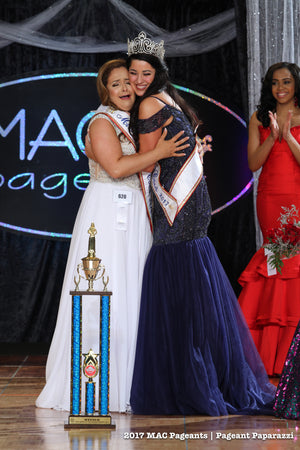 2018 MAC National Miss American Coed Queen