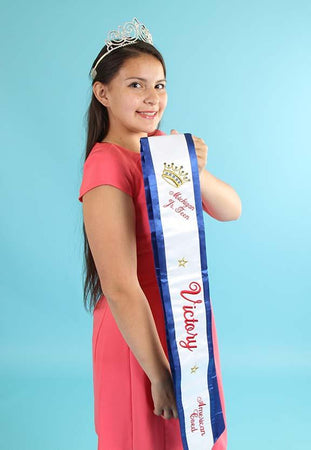 National Contestant Banner MAC Pageants