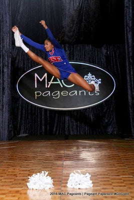 National Optional MAC Pageants National Cheerleading Competition MAC Pageants
