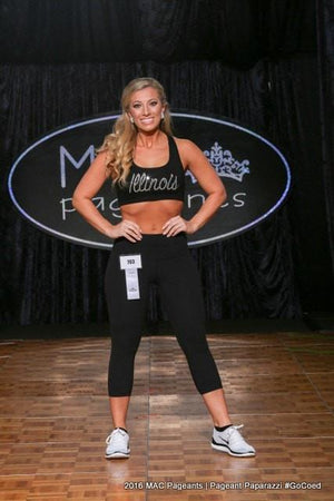 National Optional MAC Pageants National Fitness Wear Modeling Competition MAC Pageants