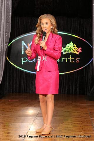National Optional MAC Pageants National Speech Competition MAC Pageants