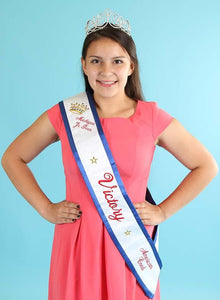 National Victory Contestant Crown MAC Pageants