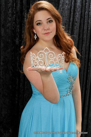 Replacement State Queen's Crown MAC Pageants