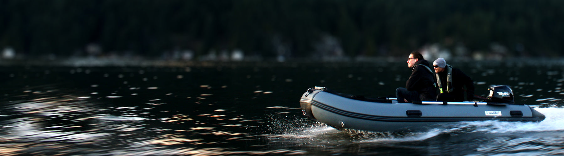Swellfish Classic Inflatable Boat