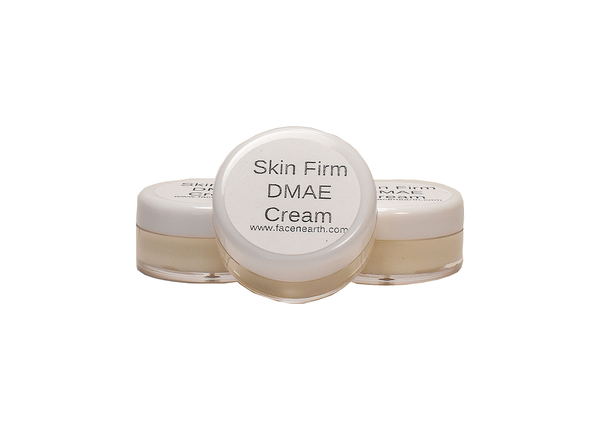 SAMPLE - DMAE Firming & Lifting Cream 77% Organic with MSM/Vitamin C Ester/Vitamins B5, E/Green Tea Extract - Vegan