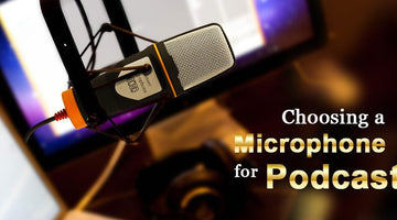 Choosing a Microphone for Your Podcasting