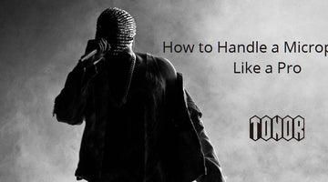 How to Handle a Microphone Like a Pro