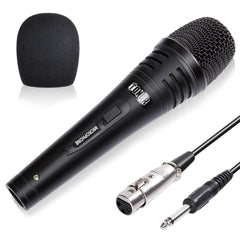 TONOR Pro Vocal Dynamic Microphone Black