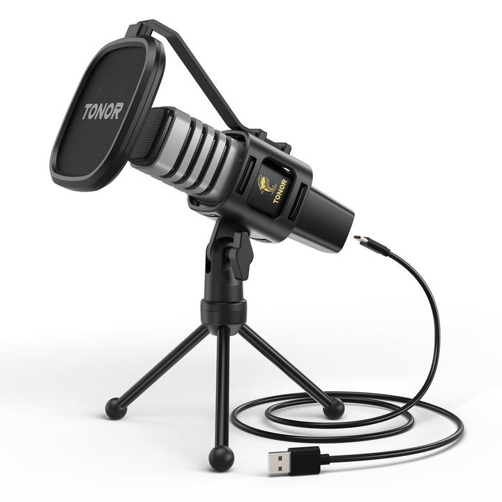 TONOR TC30 USB Microphone