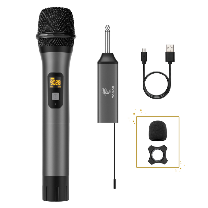 TONOR TW-620 Wireless microphone