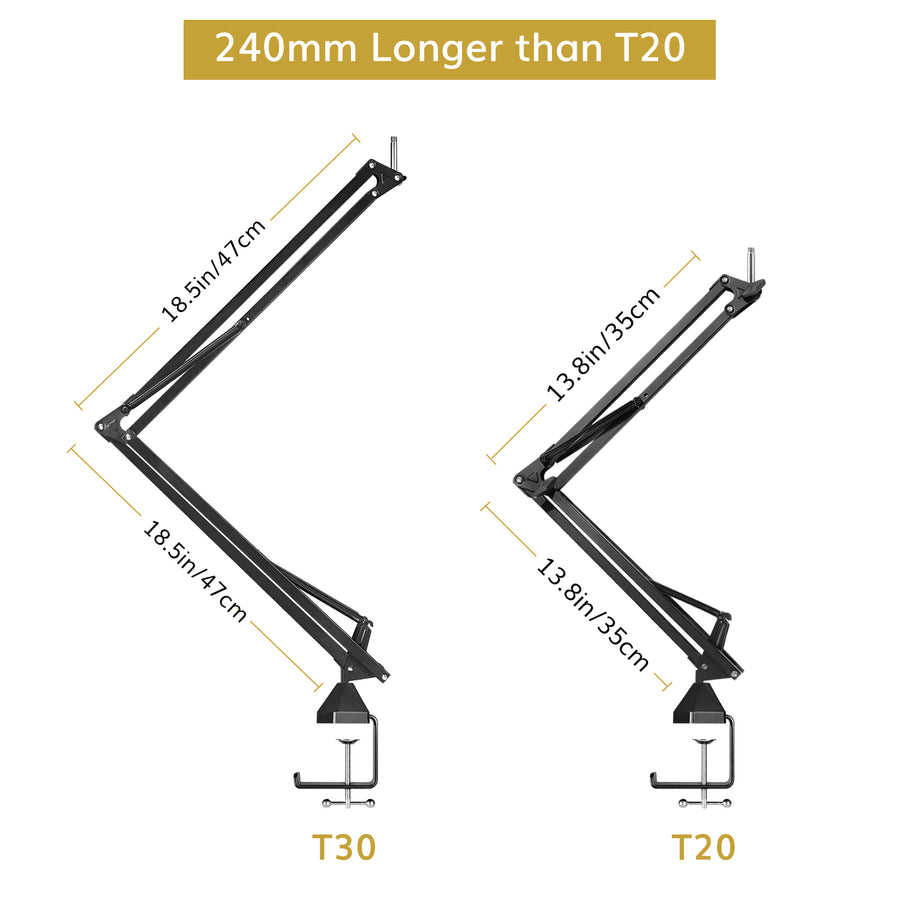 TONOR T30 Mic Arm Stand