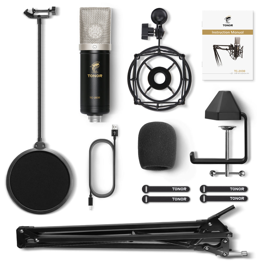 TC-2030 USB Microphone kit