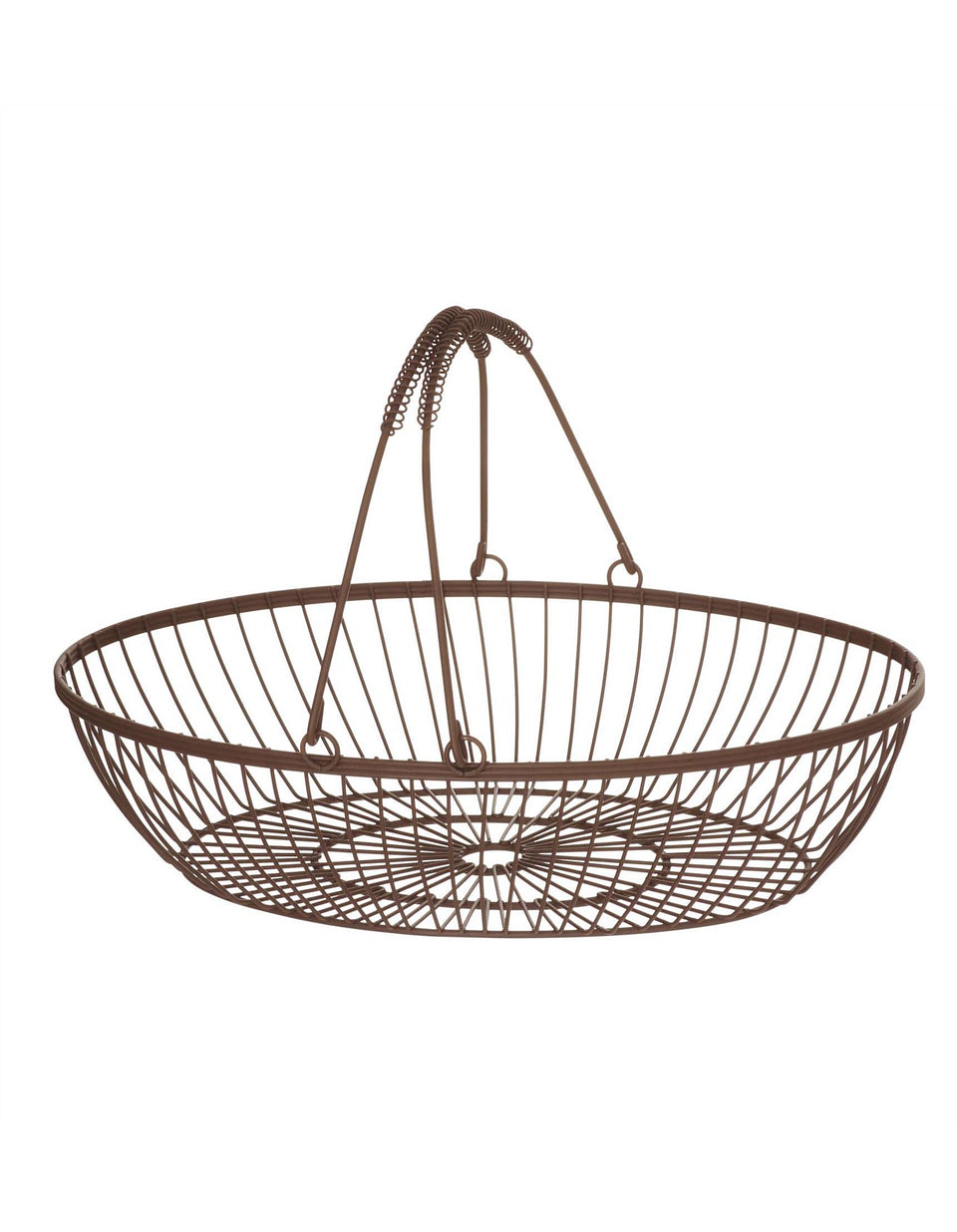Oval Basket Large