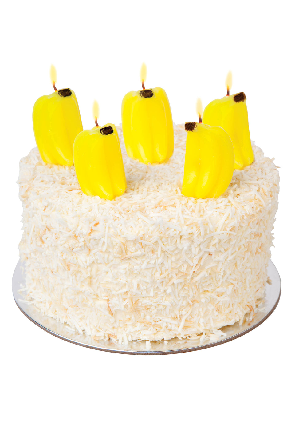 Banana Cake Candles | Sunnylife