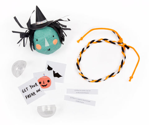 Halloween Surprise Balls S/4