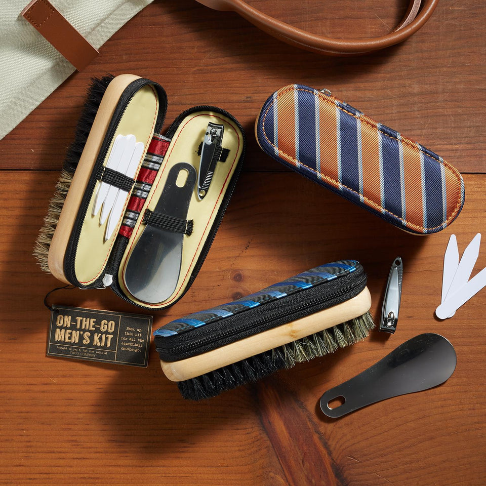Gentleman's On The Go Kit | Multiple Colours