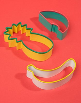 Fruit Salad Cookie Cutters | Sunnylife