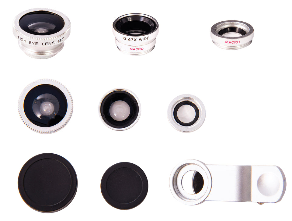 Smartlens Phone Camera Lens Kit