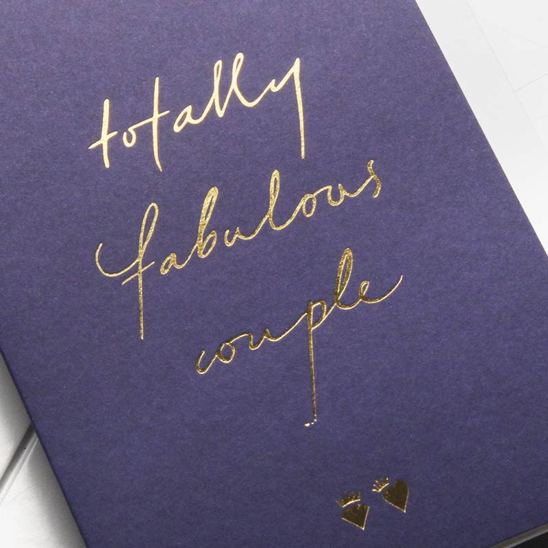 Single Card | Fabulous Couple