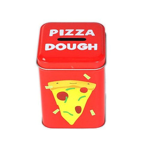 Money Tin Pizza Dough