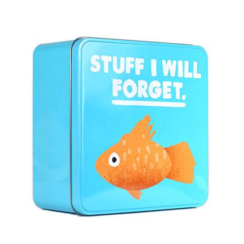Storage Tin Forget